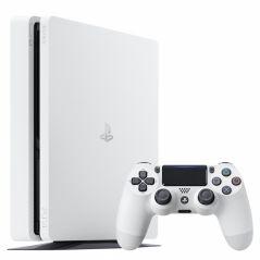 "PS4 Slim : voici la nouvelle console blanche ""Glacier White"" 😎"