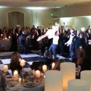 Ces mariés reproduisent la danse finale de Dirty Dancing et c'est parfait 💍