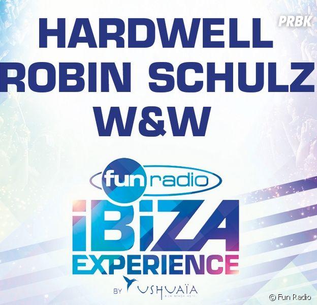 La Fun Radio Ibiza Experience de retour !