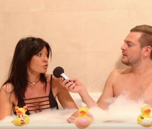 Nathalie Andreani (La villa des coeurs brisés 2) balance sur Julian Perretta dans le bain de Jeremstar