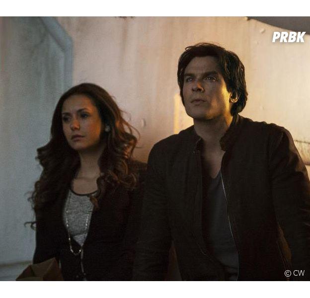 The Vampire Diaries saison 8 : Ian Somerhalder et Nina Dobrev en froid sur le tournage ?