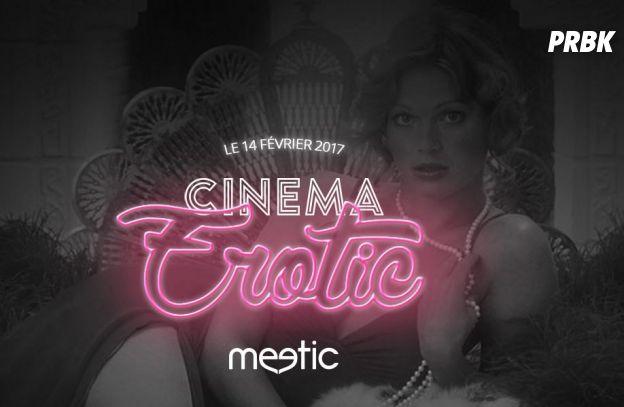 Meetic : le Cinéma Erotic Meetic pour la Saint-Valentin