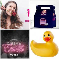 Burger King, Marc Dorcel et Meetic : les opé de com' les plus drôles et sexy pour la Saint-Valentin