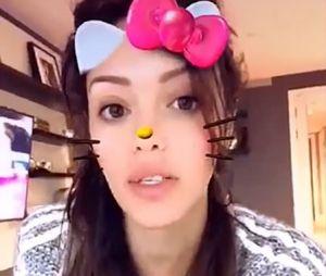 """Nabilla Benattia pousse un coup de gueule sur Snapchat : la chérie de Thomas Vergara est """"saoulée"""" !"""