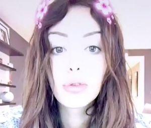 """Nabilla Benattia """"saoulée"""" : la chérie de Thomas Vergara pousse un coup de gueule sur Snapchat contre les haters !"""