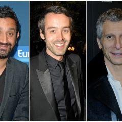 Cyril Hanouna, Yann Barthès, Nagui... Combien gagnent les animateurs-producteurs ?