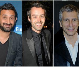 Cyril Hanouna, Yann Barthès, Nagui : combien gagnent-ils ?