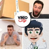David Lafarge, Doc Seven...  Les Youtubeurs Découverte et Education confirmés à Video City Paris