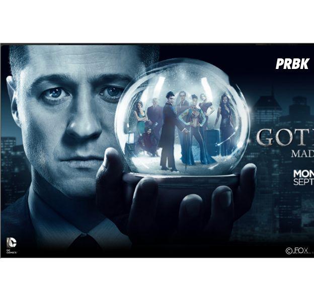 Gotham saison 3 : nouveau méchant culte incarné par une star de Game of Thrones