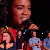 The Voice 6 : Imane, Audrey, Incantèsimu...  les 4 prestations à (re)voir absolument