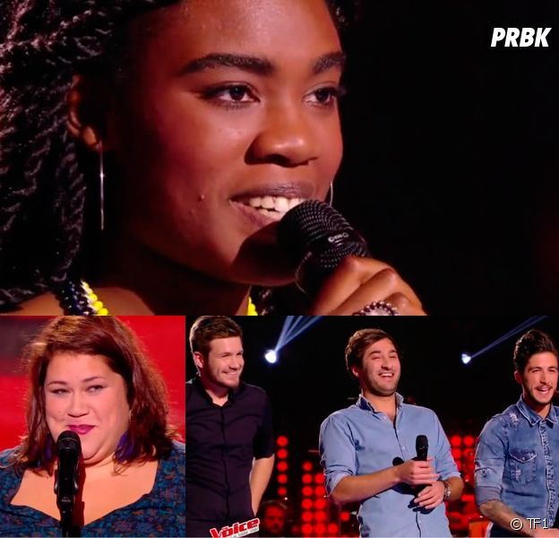 The Voice 6 : Imane, Audrey... les 4 prestations à (re)voir du prime 3