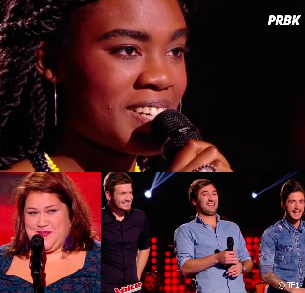 The Voice 6 : Imane, Audrey... les 4 prestations à (re)voir du prime 3
