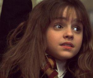 Emma Watson se confie sur sa mauvaise habitude sur le tournage du premier Harry Potter.
