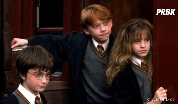Harry Potter et l'école des Sorciers.