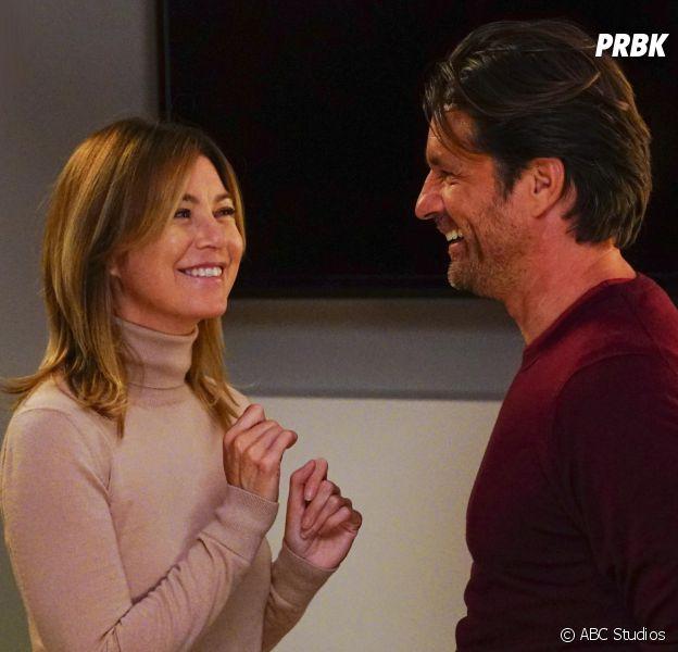 Grey's Anatomy saison 13 : Meredith et Riggs bientôt en couple ?