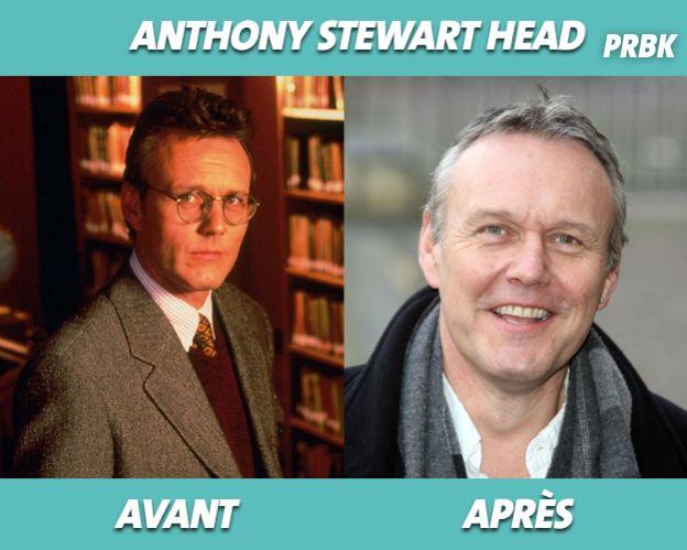 Anthony Stewart Head dans Buffy contre les vampires et aujourd'hui