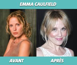 Emma Caulfield dans Buffy contre les vampires et aujourd'hui