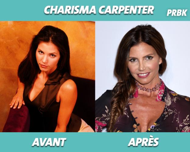 Charisma Carpenter dans Buffy contre les vampires et aujourd'hui