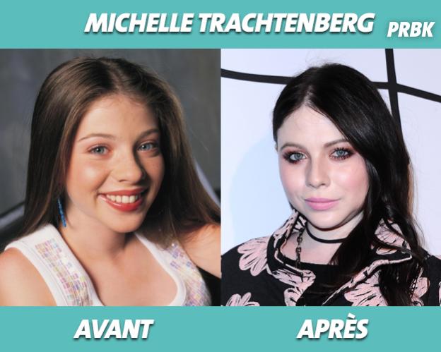 Michelle Trachtenberg dans Buffy contre les vampires et aujourd'hui