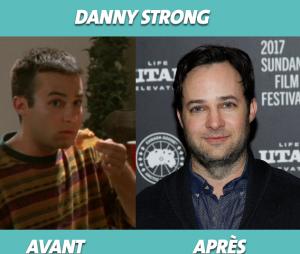 Danny Strong dans Buffy contre les vampires et aujourd'hui
