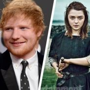 Game of Thrones saison 7 : Ed Sheeran au casting face... à Arya