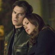 The Vampire Diaries saison 8 : la demande en mariage de Damon à Elena coupée au montage