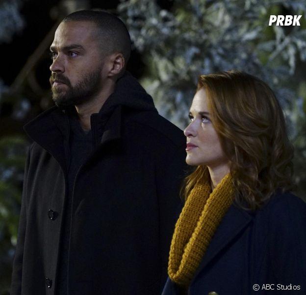 Grey's Anatomy saison 13 : Jackson et April en couple ? Les acteurs ne s'y attendaient pas