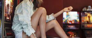 Les Puma Basket Heart Denim sublimées par Cara Delevingne dans une pub stylée