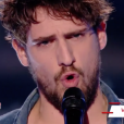 The Voice 6 : Valentin intrigue avec sa voix grave