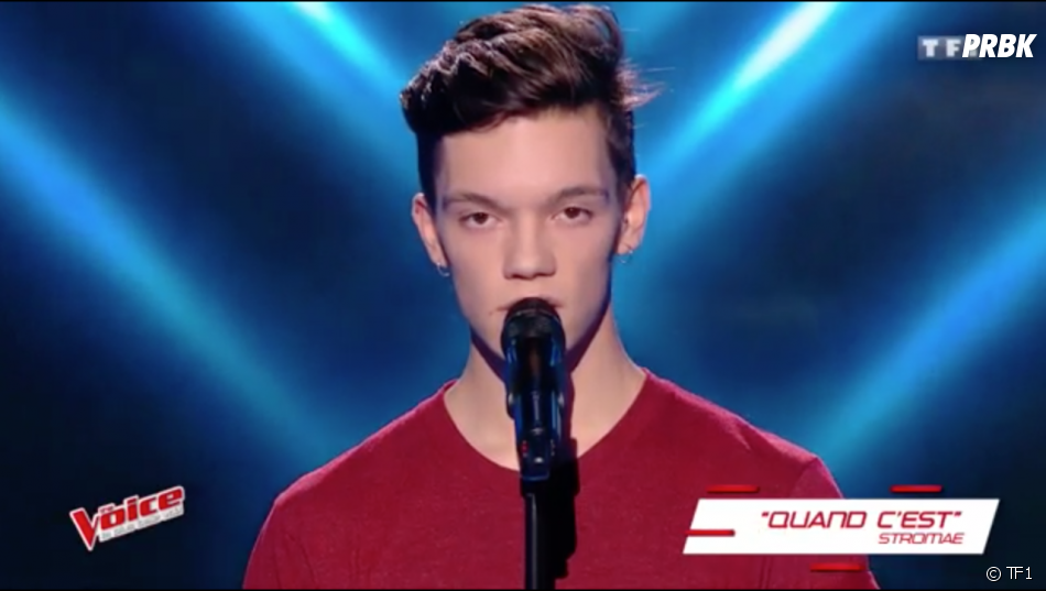 The Voice 6 : Fabian, un talent âgé de 19 ans