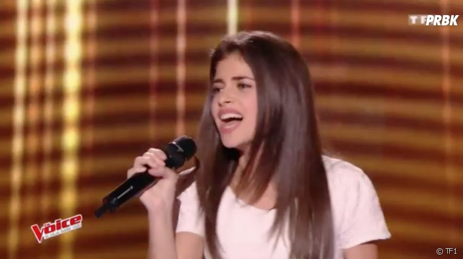 The Voice 6 : Lisa Mistretta surprend du haut de ses 17 ans
