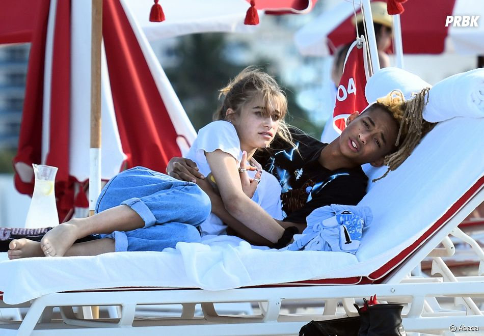 Jaden Smith en couple avec Odessa Adlon, une jeune actrice