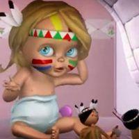 Bébé Lilly ... Le clip de Dur dur d'être bébé !