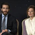 Jake Gyllenhaal et Rebecca Ferguson en interview pour Life.