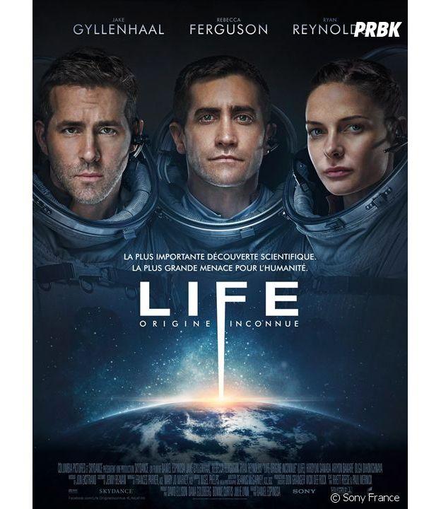 Life Origine Inconnue : affiche