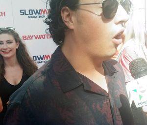 Baywatch : Zac Efron, Jon Bass et Ilfenesh Hadera au Slow-Mo Marathon de Los Angeles !