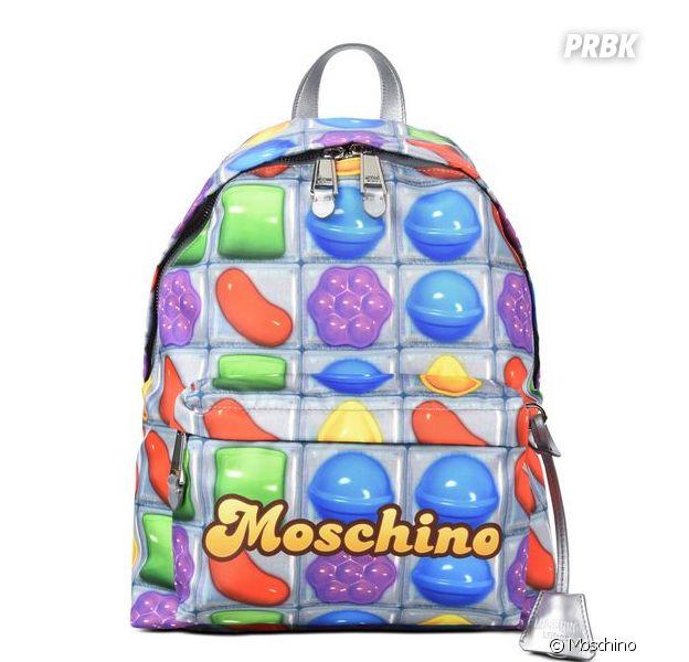 Moschino x Candy Crush : la collection capsule aux couleurs du célèbre jeu !