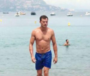 Fifty Shades Freed : Jamie Dornan torse nu sur une photo