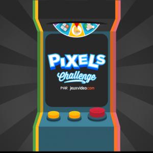 Testez votre culture gaming avec Pixels Challenge sur iOS et Android
