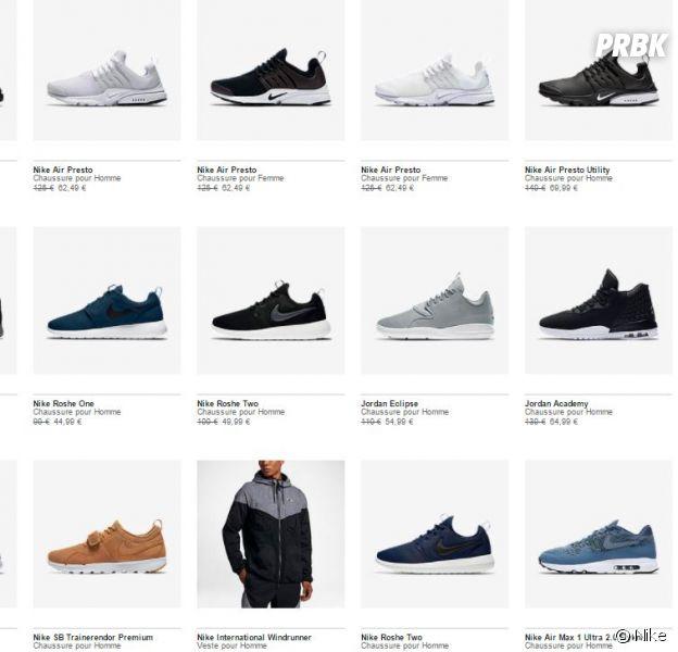 magasin en ligne b2bb4 c46e2 Air Max 1, Jordan, Air Max Zero ou 90... Nike casse ses prix ...