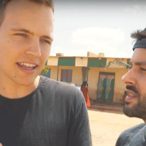 Le Grand JD en Somalie avec Jérôme Jarre : sa vidéo choc pour alerter les internautes
