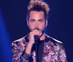 The Voice 6 : Marius émouvant