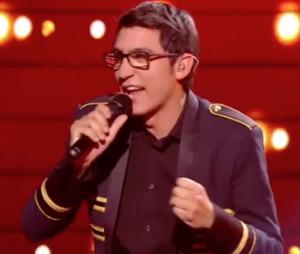 The Voice 6 : Vincent Vinel un vrai show man