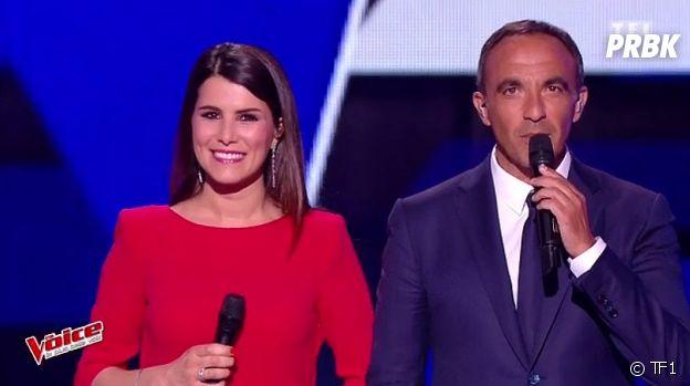 Karine Ferri de retour dans The Voice 6 !