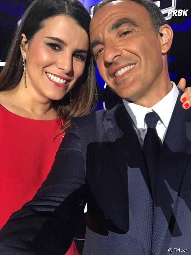 Karine Ferri de retour dans The Voice avec Nikos Aliagas