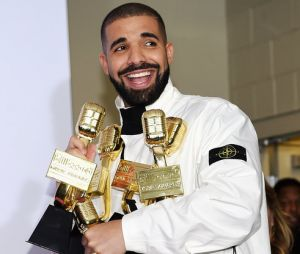 Drake aux Billboard Music Awards 2017