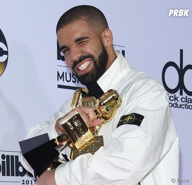 Drake fait le plein aux Billboard Music Awards 2017