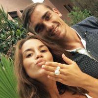 """Antoine Griezmann stressé pour son mariage avec Erika : """"je vais essayer de ne pas verser de larmes"""""""