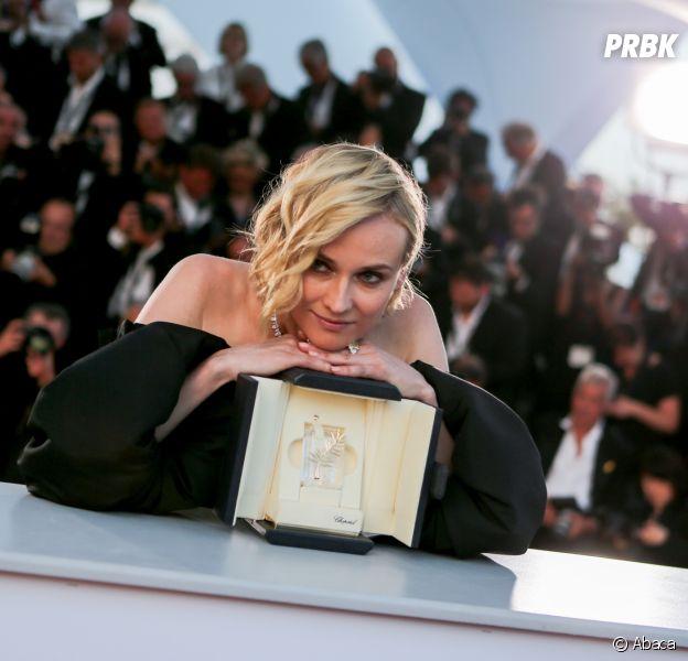 Diane Kruger récompensée au Festival de Cannes 2017 pour In the Fade