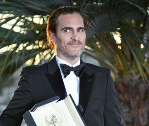 Joaquin Phoenix récompensé au Festival de Cannes 2017 pour You Were Never Really Here